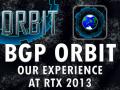 Attending RTX 2013