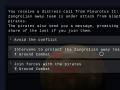 Encounters Interface