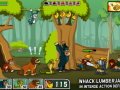 Lumberwhack has been submitted to Apple!