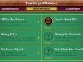 Major Update to Thundergod Matches
