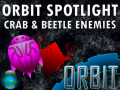 Orbit Spotlight - Crab and Beetle Enemies
