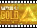 Away3D 4.1.4 Gold release