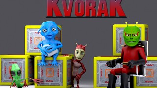Introducing Doctor Kvorak