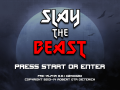 Slay the Beast PRE-ALPHA Windows Build 0.0.1 Now Available!
