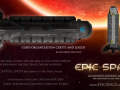 Epic Space Online Successfully Funded on Kickstarter!