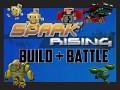 Spark Rising = Minecraft + Big Battles!