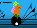 Sprouty's Adventures : First music productions