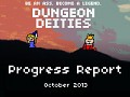 A new homepage! Progress Report – October 2013