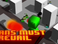 Upcoming third alpha release of Humans Must Prevail