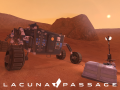 Lacuna Passage: Concept Art, a New Shader, and Terrain