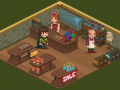 Shopkeeper NPCs and Shop added to Prestige: Wizard Academy Simulation