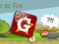 Finger on Fire Now in Getjar Market!