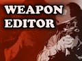 Weapon editor