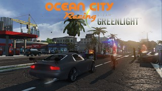 OCEAN CITY RACING -  Steam Greenlight Announcement