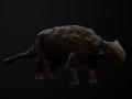 Ankylosaurus and Thanks