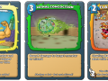Update 4: Early Screenshot, Card Development and Wizard Animations