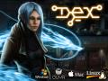 2D Cyberpunk RPG Dex On Kickstarter