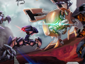 Skill-Shot Artillery Game MODUS On Kickstarter