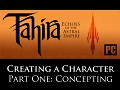 Creating a Game Character for Tahira – Part One: Concepting