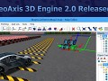 NeoAxis 3D Engine 2.0 Released, Now with Free Edition