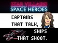 Captains that talk, ships that shoot.