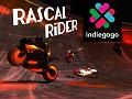 Rascal Rider gameplay and crowdfunding
