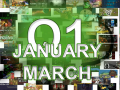 Quarter 01 Year in Review 2013