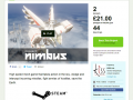 Project Nimbus is now going live on KickStarter