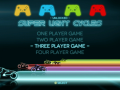 Super Light Cycles now for FREE on OUYA!