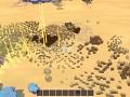 Endless procedurally generated terrain in Kickstarter demo