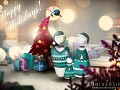 Happy Holidays from Crytivo Games Team