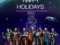 Happy Holidays and Astro Lords Backer's avatars