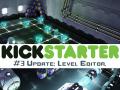 [Kickstarter Update #3] Internal Level Editor