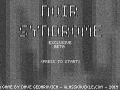 Noir Syndrome Beta Released!