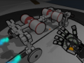 Artificial Mind Update #2 - Decouplers, Explosives and Vehicle creation