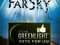 FarSky is on Steam Greenlight