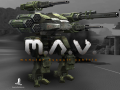 M.A.V. has been Funded and Greenlit