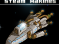 Steam Marines v0.8.6a is here with the Gunship boss, moddable files, and more!