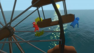 Information on the next Gang Beasts Build and Steam Greenlight