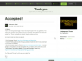 KickStarter campaign is approved!