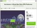 Inexistence on Kickstarter !