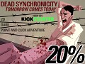 """Dead Synchronicity"" about to reach 20% of its funding goal!"