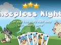 Sheepless Nights now on Gamejolt