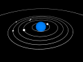 Procedural universe generation in SubLight