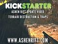 Ashen Rift: Destructible Terrain & Traps