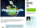 Cosmochoria - Kickstarter Launched!