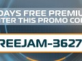 3 days FREE premium membership in Robocraft