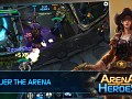 Arena of Heroes launches on web!