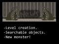 LevelCreation() is ready.