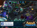 Arena of Heroes launches on Facebook!
